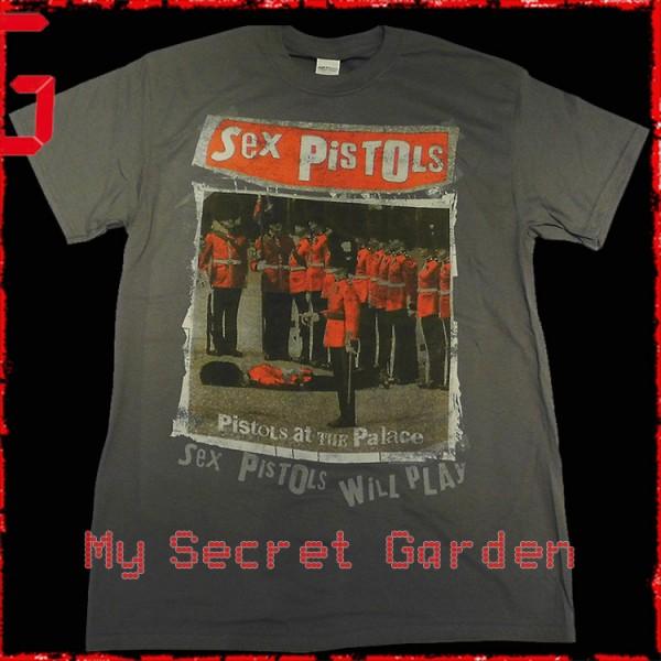 6573bd06534c Sex Pistols - At The Palace Official T Shirt (Men S