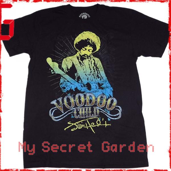 f1671b5f69d Jimi Hendrix - Voodoo Child Official Fitted Jersey T Shirt ( Men M, L ...