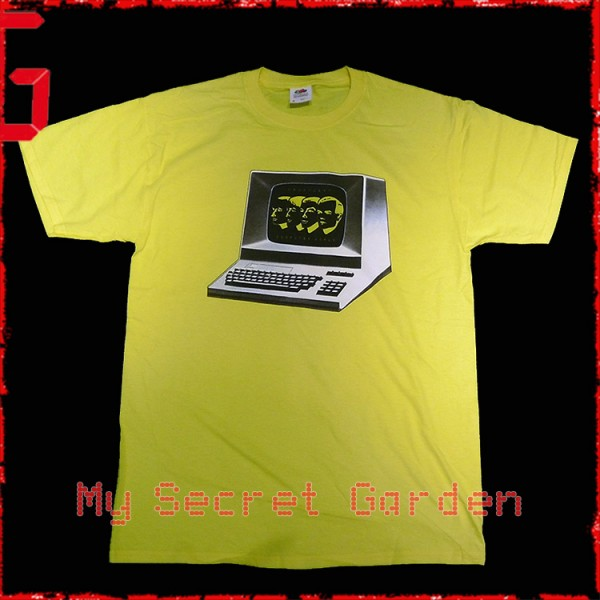 Lready Ship T World Computer Shirtmen To From Kraftwerk uJTl1Fc35K