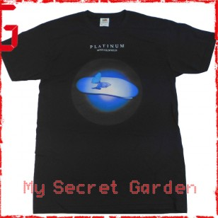 Mike Oldfield - Platinum T Shirt ( Men M ) ***READY TO SHIP from Hong Kong***