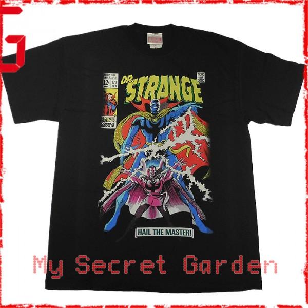 1b4c603a Doctor ( Dr ) Strange - Hail The Master Official Marvel Comics T Shirt ...
