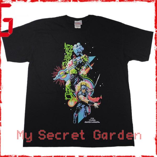e8aeba33bfac4c Thor  Ragnarok - Thor v Hulk Official Marvel Comics T Shirt ( Men M