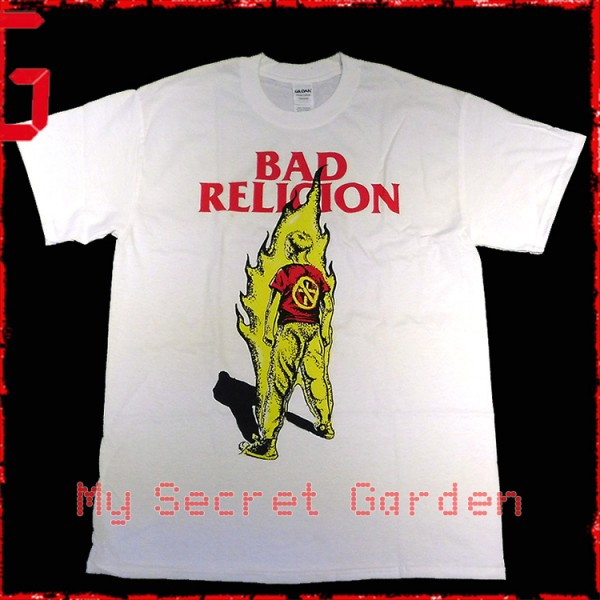 aeb2233a2 Bad Religion - Boy On Fire Official T Shirt ( Men M ) ***READY TO ...