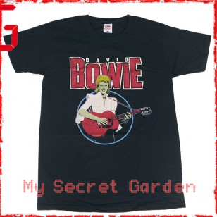 David Bowie - Ziggy Live Official T Shirt ( Men S ) ***READY TO SHIP from Hong Kong***