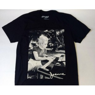 Lady Gaga - Joanne Official Fitted Jersey T Shirt ( Men M, L ) ***READY TO SHIP from Hong Kong***