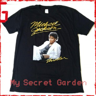 Michael Jackson - Thriller Official Fitted Jersey T Shirt ( Men L ) ***READY TO SHIP from Hong Kong***