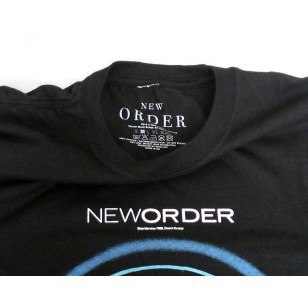 New Order - Blue Monday 1988 Official Fitted Jersey T Shirt ( Men M ) ***READY TO SHIP from Hong Kong***