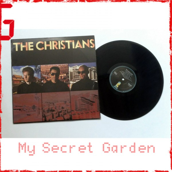 The Christians ‎- The Christians 1987 US Vinyl LP ***READY TO SHIP from Hong Kong***