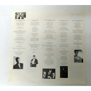 Johnny Hates Jazz - Turn Back The Clock 1988 UK Vinyl LP ***READY TO SHIP from Hong Kong***