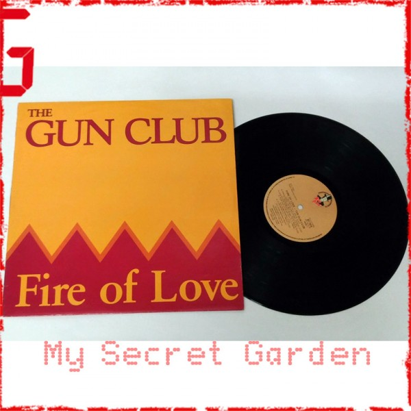 The Gun Club ‎- Fire Of Love Vinyl LP ***READY TO SHIP from Hong Kong***