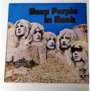 Deep Purple ‎- In Rock 1970 Asia Version Vinyl LP ***READY TO SHIP from Hong Kong***