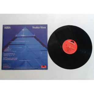 ABBA - Voulez-Vous 1979 Asia Version Vinyl LP ***READY TO SHIP from Hong Kong***
