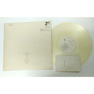 Pet Shop Boys ‎- Actually Limited Edition, Numbered Clear Vinyl 1987 Asia Version Vinyl LP (With Postcard)***READY TO SHIP from Hong Kong***