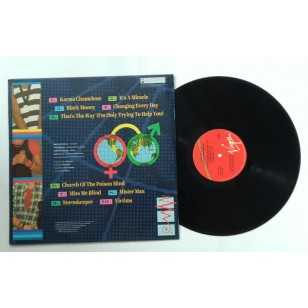 Culture Club - Colour By Numbers (with Poster) 1983 Hong Kong Version Vinyl LP ***READY TO SHIP from Hong Kong***