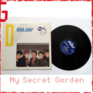 Duran Duran ‎– Duran Duran 1983 Hong Kong Vinyl LP ***READY TO SHIP from Hong Kong***