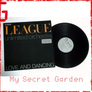 The Human League (League Unlimited Orchestra) ‎- Love And Dancing 1982 UK Vinyl LP ***READY TO SHIP from Hong Kong***
