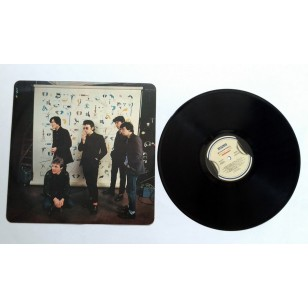 The Undertones - Positive Touch 1981 UK Vinyl LP ***READY TO SHIP from Hong Kong***