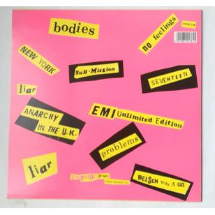 Sex Pistols - Never Mind The Bollocks 1987 UK Version ( Reissue ) Vinyl LP ***READY TO SHIP from Hong Kong***