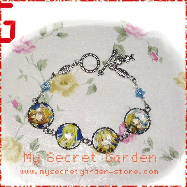 Air - Kamio Misuzu Japan TV anime Cabochon Bracelet