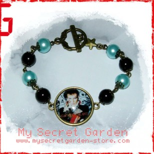 Adam And The Ants - Adam Ant prince charming Cabochon Bronze Bracelet