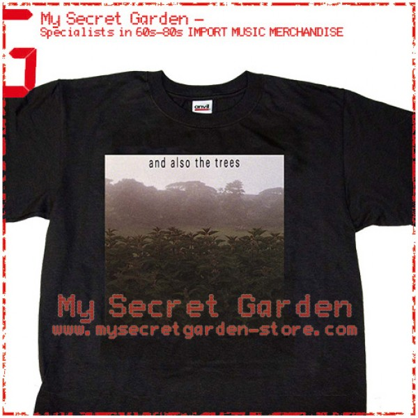 And Also The Trees - Same Title Album T Shirt