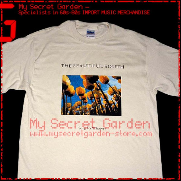 The Beautiful South - Song For Whoever T Shirt