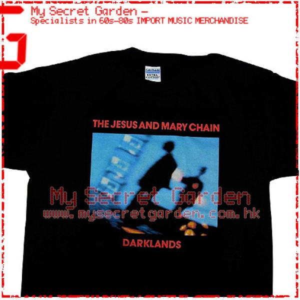 The Jesus And Mary Chain - Darklands T Shirt