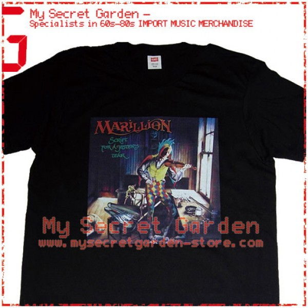 Marillion - Script For A Jester's Tear T Shirt