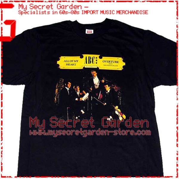 ABC - All Of My Heart T Shirt