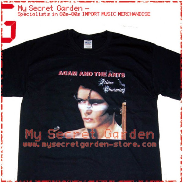 Adam And The Ants -  Prince Charming ( Single ) T Shirt