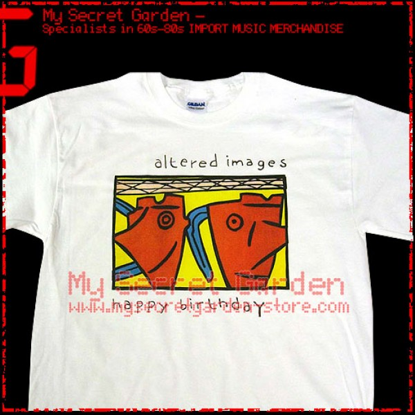 Altered Images - Happy Birthday ( Single ) T Shirt