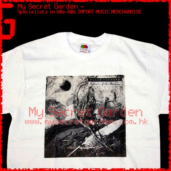 David Sylvian - Secrets Of The Beehive T Shirt