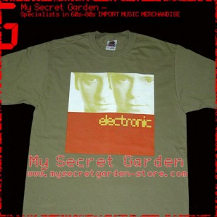 Electronic - Same Title Album T Shirt