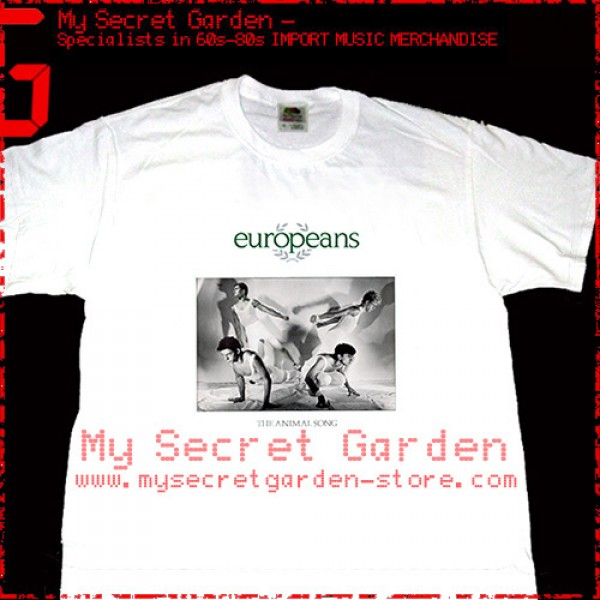 The Europeans - The Animal Song T Shirt