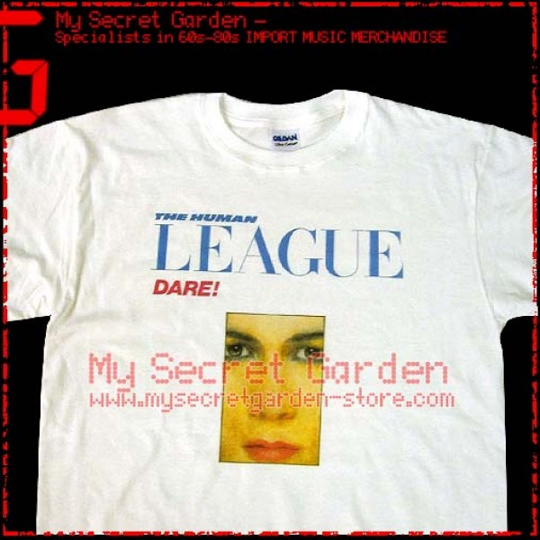 The Human League - Dare T Shirt