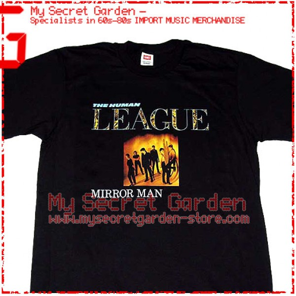 The Human League - Mirror Man T Shirt