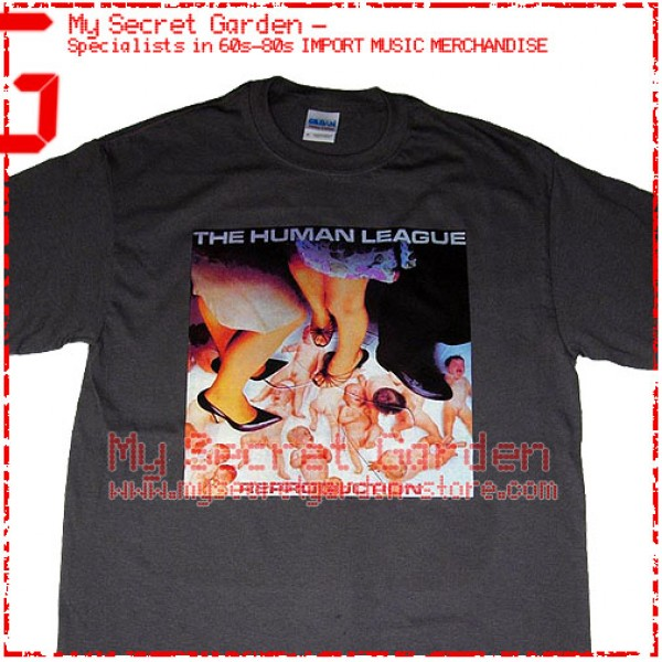 The Human League - Reproduction T Shirt