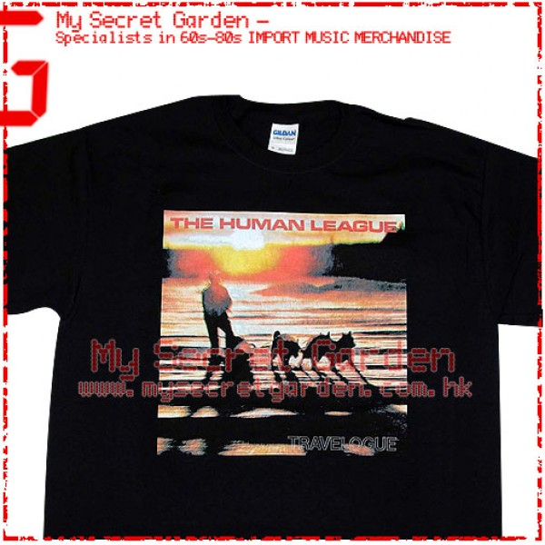 The Human League - Travelogue T Shirt