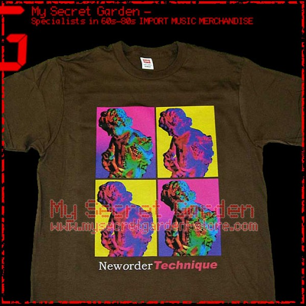 New Order - Technique T Shirt