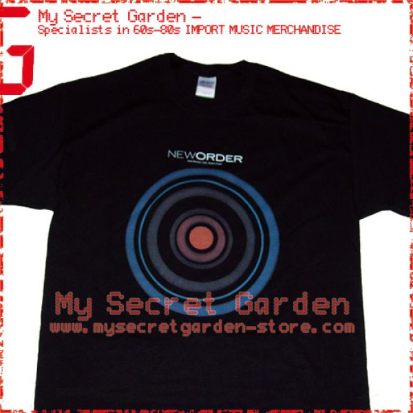 New Order - Blue Monday 1988 T Shirt