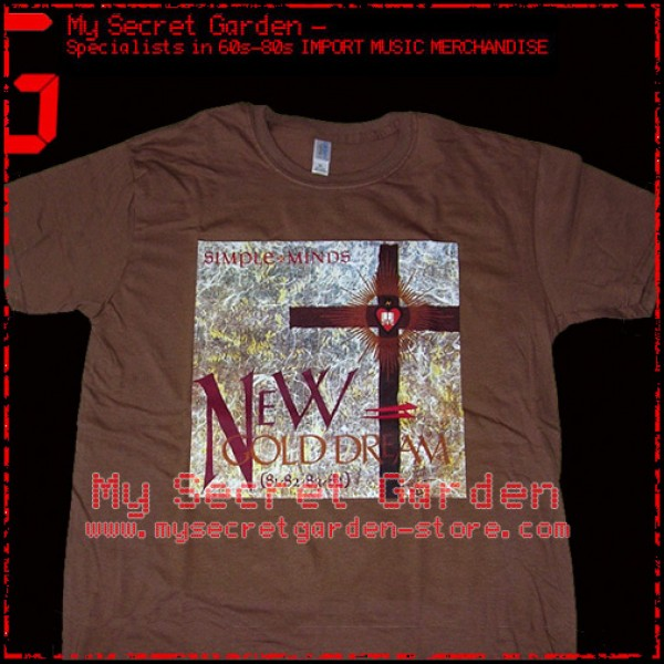 Simple Minds - New Gold Dream T Shirt
