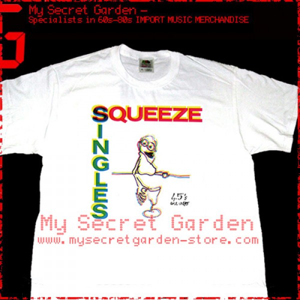 871749007 Squeeze - Singles 45's and Under T Shirt
