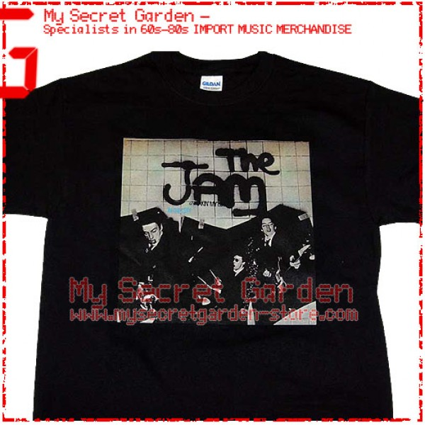 The Jam - In The City T Shirt