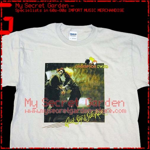 Thompson Twins - Quick Step & Side Kick T Shirt