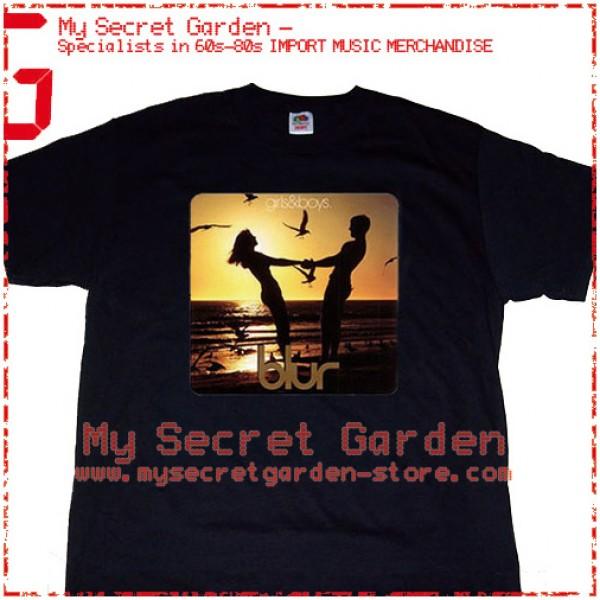 Blur - Girls And Boys T Shirt cc0828671346