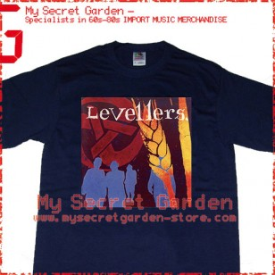 The Levellers - Same Title Album T Shirt