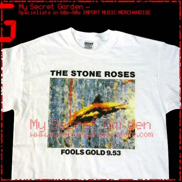 The Stone Roses - Fools Gold T Shirt