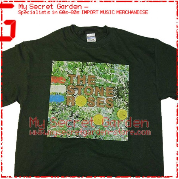 The Stone Roses - Same Title Album T Shirt