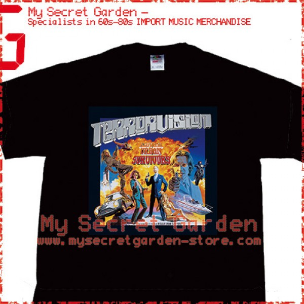 Terrorvision - Regular Urban Survivors T Shirt