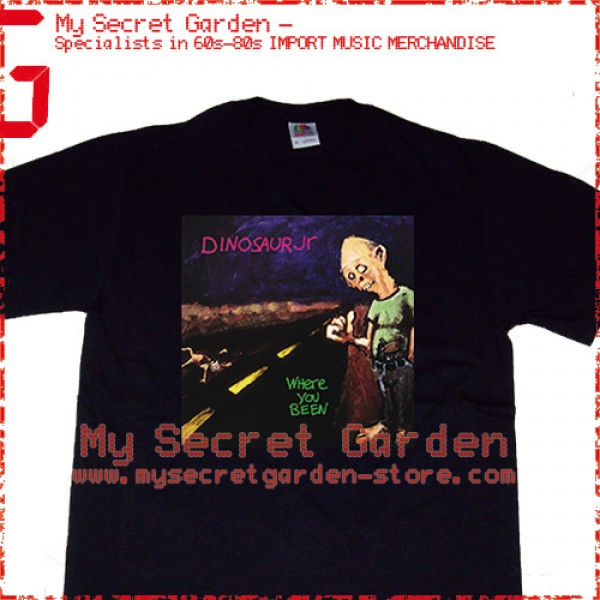 Dinosaur Jr. - Where You Been T Shirt